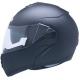 Helm - CMS - klapp Helm - schwarz Matt
