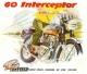 ROYAL ENFIELD POSTER -go Interceptor-